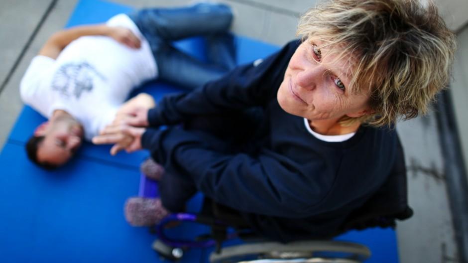 Selbstverteidigung für Menschen mit und ohne Behinderung