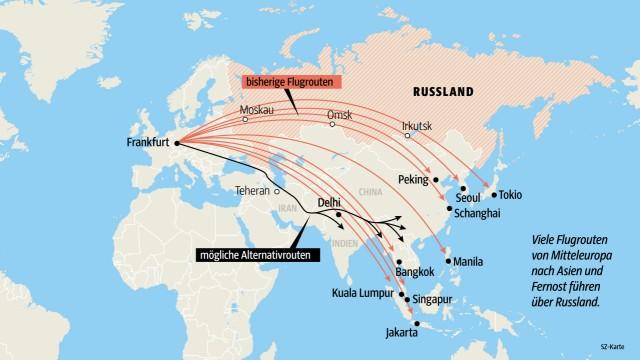 Krieg in der Ukraine Drohung aus Moskau