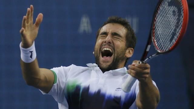 Marin Cilic gewinnt die US Open