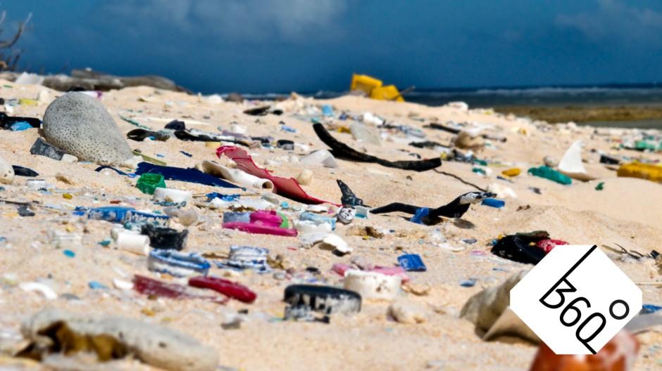 Plastik im Ozean