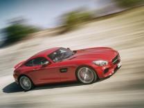 Der neue Mercedes AMG GT.
