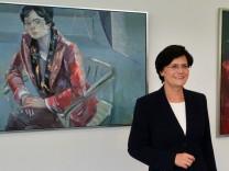 Porträtgalerie im Thüringer Landtag