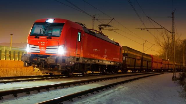DB Schenker Rail Polska S.A. mit Siemens Vectron
