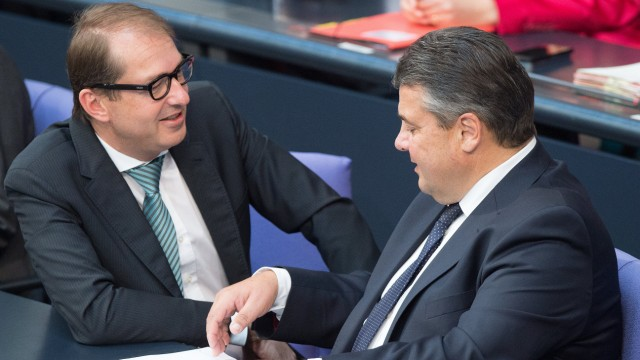Bundestag - Haushalt 2015