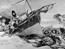 (FILE) One Of The Lost Ships From The Sir John Franklin Arctic Expedition Has Been Found The End In Sight