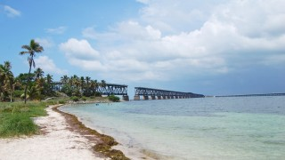 Florida Keys, Overseas Railroad, Bahia Honda State Park