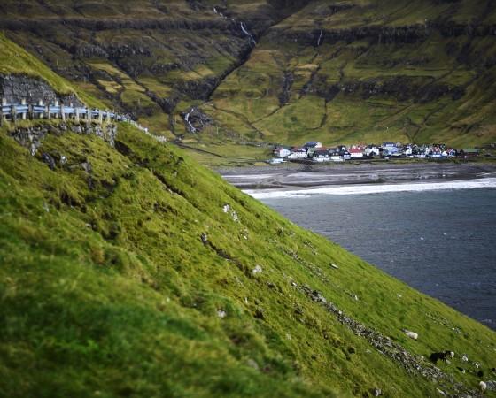 Färöer, Nordatlantik, Atlantik