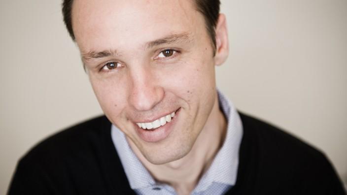 """Markus Zusak, Autor von """"Die Bücherdiebin"""""""