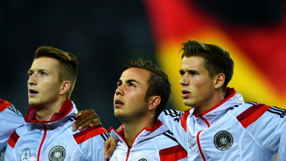 Germany v Scotland - EURO 2016 Qualifier