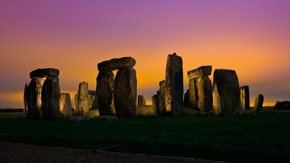 Stonehenge Archäologischer Paukenschlag