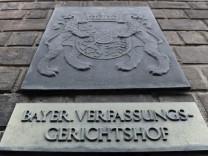 Verfassungsgerichtshof zu Hoeneß