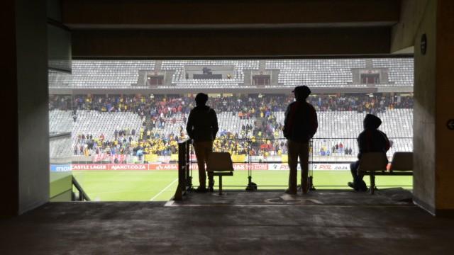 Fußball-WM WM-Stadion in Kapstadt