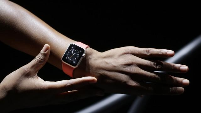 Apple Apple Watch im Gesundheitsmarkt