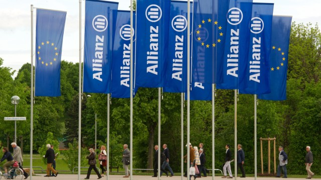 Allianz-Hauptversammlung