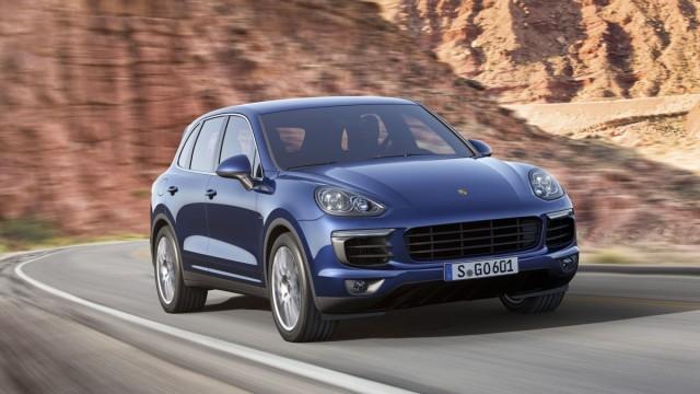 Der neue Porsche Cayenne.