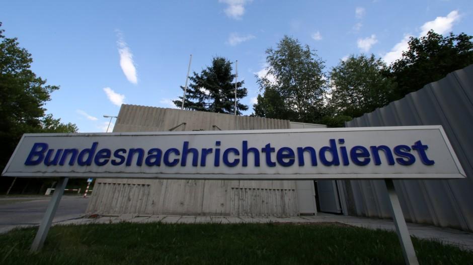 Bundesnachrichtendienst (BND) in Pullach