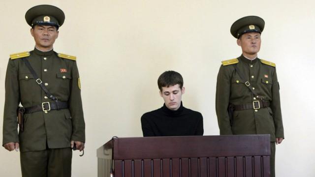 Matthew Miller in Nordkorea verurteilt