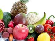 Der typische Vegetarier; Im Bild: Obst und Gemüse, iStock