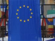 EU-Flagge in Brüssel, Reuters