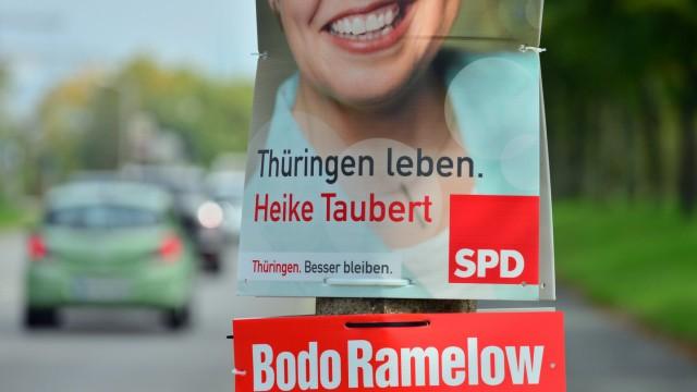 Nach der Landtagswahl in Thüringen