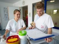 Berufsfachschule für Krankenpflege