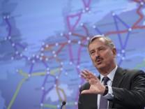 European Transport commissioner Siim Kallas
