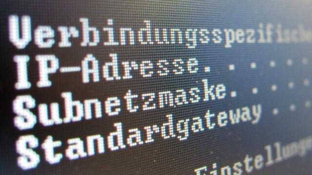 IP - Adressen