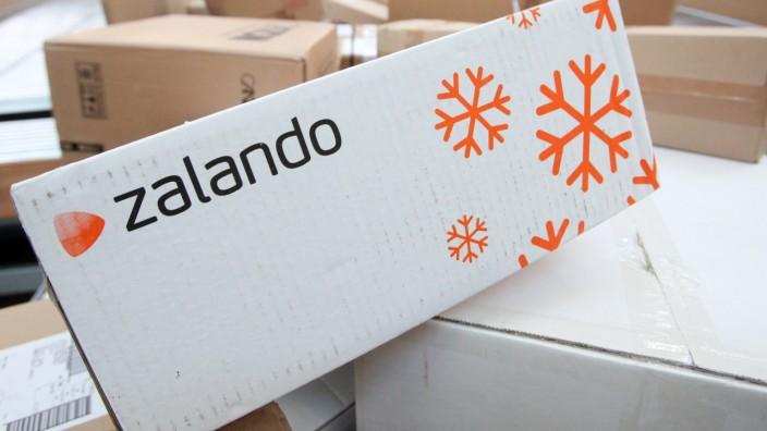 Online-Händler Zalando