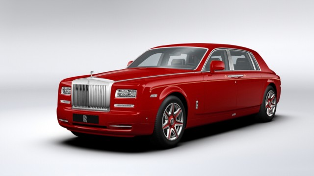 Rolls-Royce Phantom für einen chinesischen Hotelier