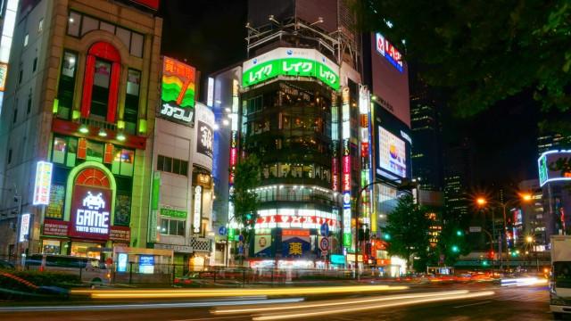 Zeitreise durch Japan