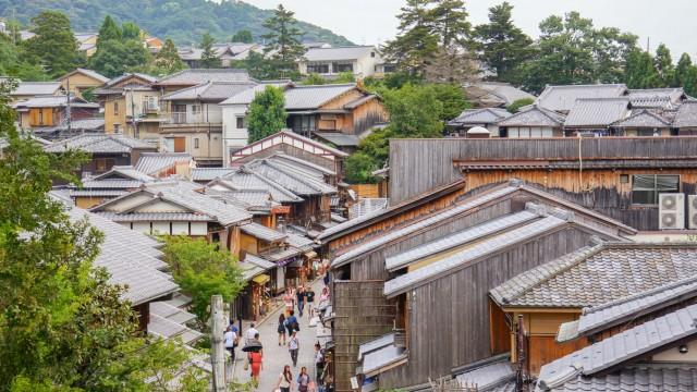 Futurismus und Kontemplation ? Auf Zeitreise in Tokio und Kyoto