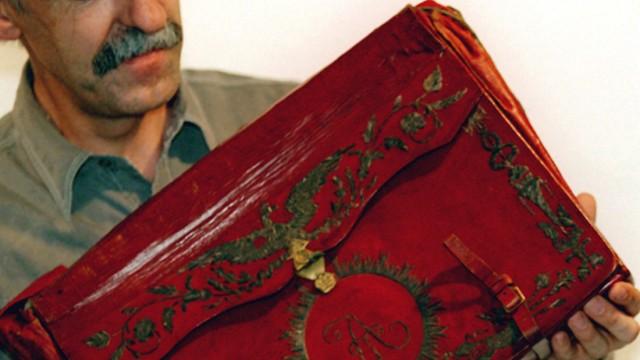 Wiener Kongress - Tasche des russischen Zaren Alexander I.