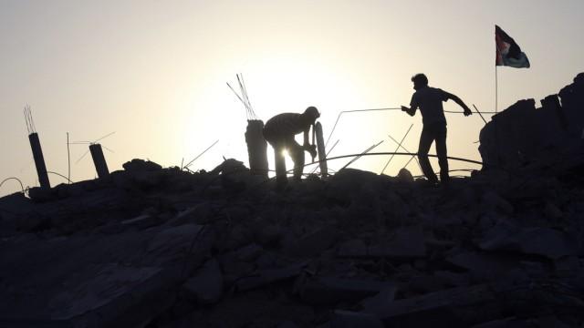 Gaza nach dem Krieg