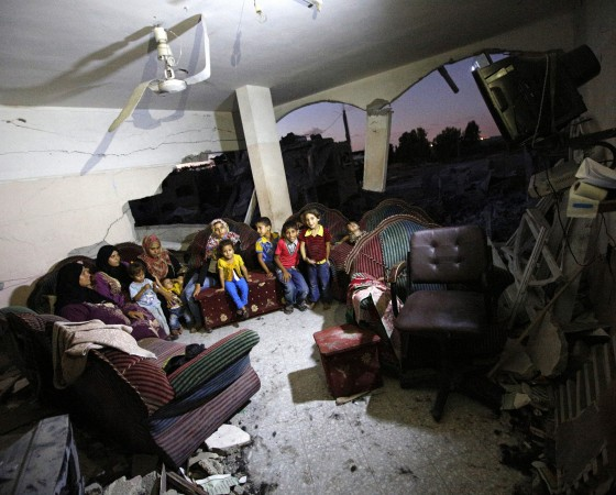 Gaza ceasefire aftermath