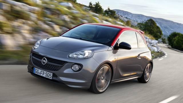 Opel Adam S im Fahrbericht