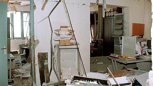 KORSIKA ANSCHLAG 1999