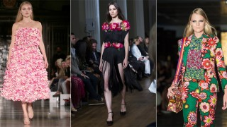Modezirkus zu Fashion Week London