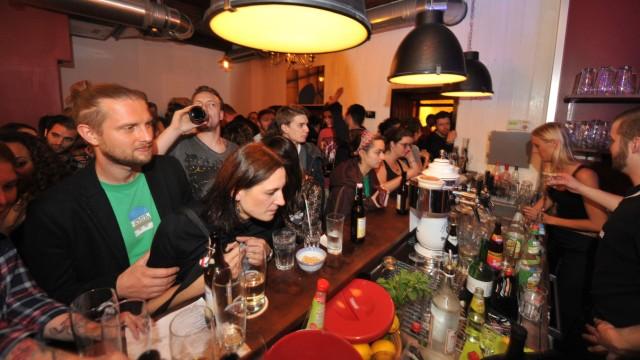 Bars In München Gorilla Bar In Neuhausen München Süddeutschede