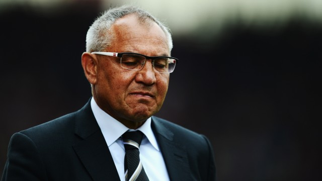 FILE - Felix Magath Sacked As Fulham Manager