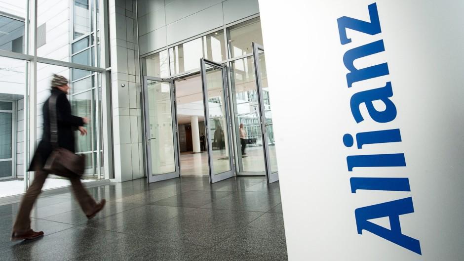 Bilanz-PK - Allianz