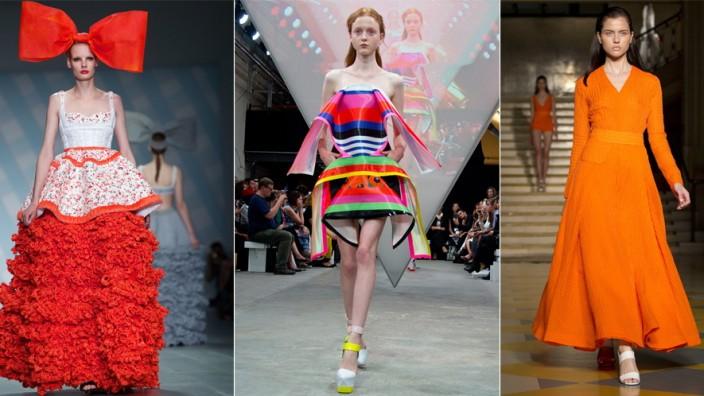 Fashion Week, Blumen