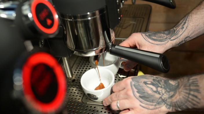 Spezialitätenkaffeemesse 'Kaffeecampus'