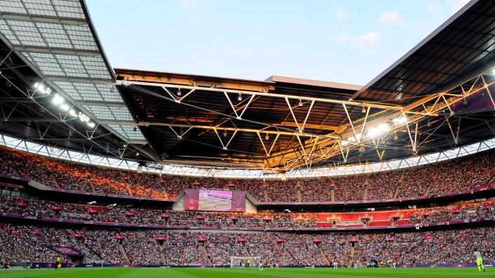 (FILE) Wembley Stadium To Host Euro 2020 Finals