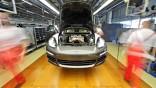 Porsche-Werk Leipzig wächst