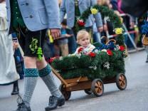 Oktoberfest 2014 - Trachtenumzug