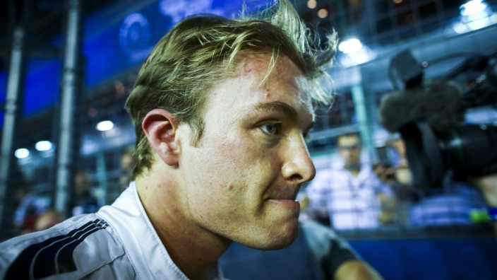 Formel 1, Nico Rosberg, Lewis Hamilton
