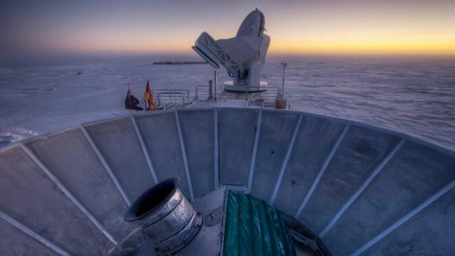 Physik Nachweis von Gravitationswellen