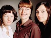Die Alphamädchen: Meredith Haaf, Susanne Klinger und Barbara Streidl, Foto: Stephanie Füssenich