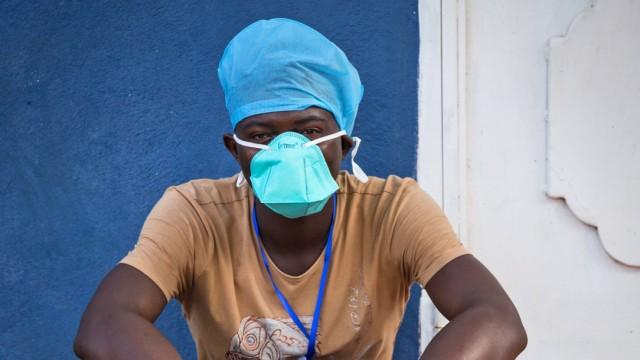 Ebola Westafrika