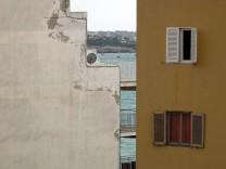 Hotel schlechte Aussichten Hotelblick hotelview, fürchterliche Hotelausblicke